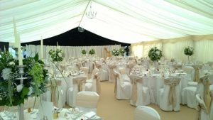 Wedding reception Pencoed, Bridgend